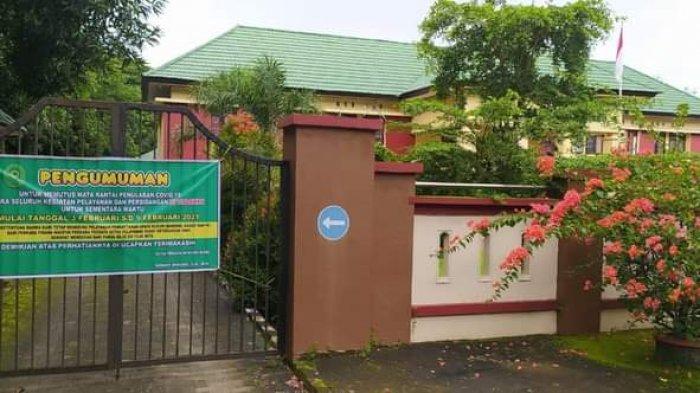 Pengadilan Barru Tutup Hingga 9 Februari