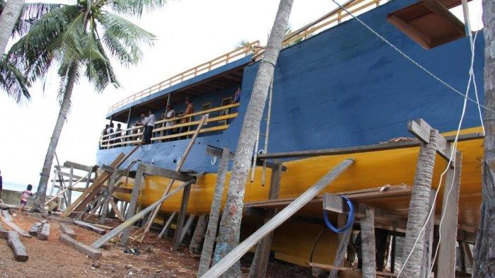 Tak Lama Lagi, Warga Pulau Bala-balakang Mamuju Nikmati Kapal Feri Mini dari Pemerintah
