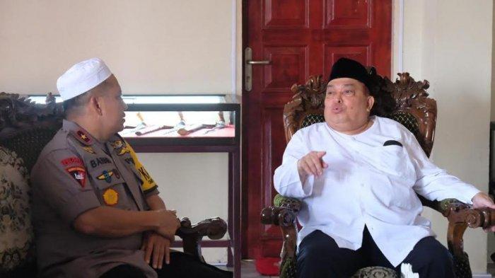 Salim S Mengga Ajak Masyarakat Sulbar Dukung Pelantikan Presiden