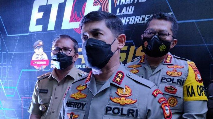 Launching ETLE, Kapolda Sulsel ke Walikota Makassar: Terima Kasih Sekali