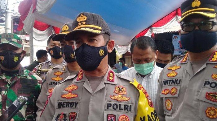 Kapolda Sulsel: Tensi Pilkada di Barru dan Makassar Meningkat