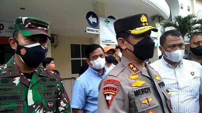 Korban Bom Makassar Dirujuk ke RS Bhayangkara, Kapolda Sulsel: Supaya Dalam Pengawasan