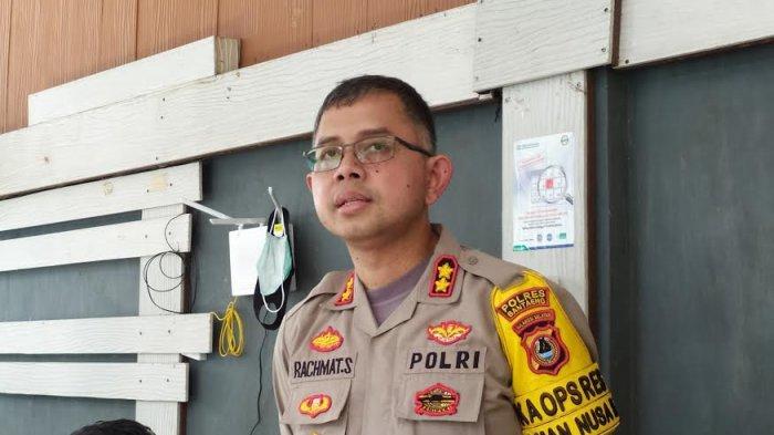 Antisipasi Aksi Bom Bunuh Diri, Polres Bantaeng Tingkatkan Patroli di Gereja
