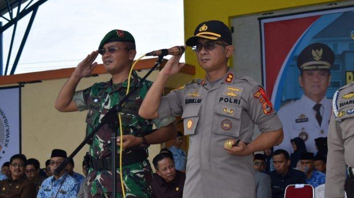 Pengamanan Natal dan Tahun Baru 2020, 120 Personel Polres Barru Mengintai