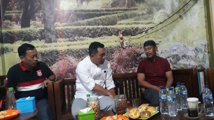 Kapolres Bone Ngopi Bareng Kasatpol PP, Bahas Penegakan Perda