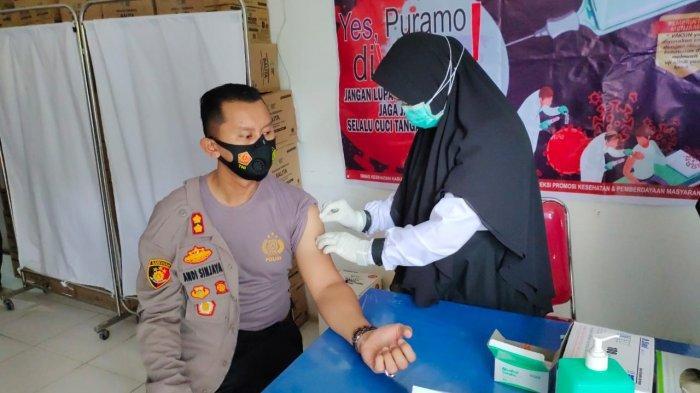 12 Ribu Guru di Makassar Siap Disuntik Vaksin Covid 19, Dinkes Beberkan Ada Polisi dan Profesi ini
