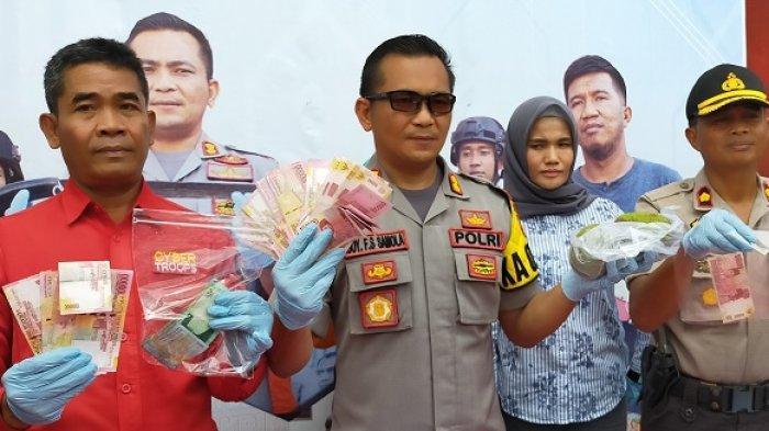 BREAKING NEWS: Polres Gowa Sita Uang Palsu Rp 9,6 Juta