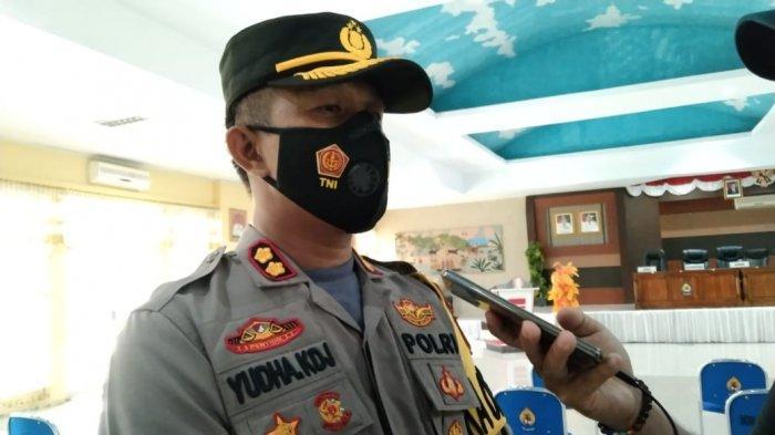 Polres Jeneponto Bangun 4 Pos Keamanan, Pemudik Harus Dilengkapi Surat Sehat