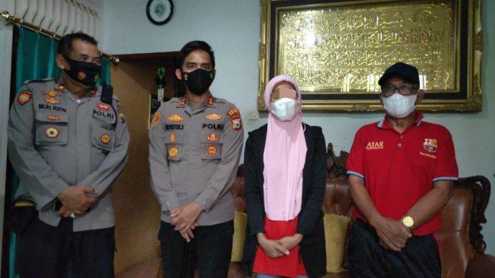Ditemui Kapolres Lutim, Pelapor Kasus Rudapaksa 3 Anak di Luwu Timur Bakal Serahkan Bukti Baru