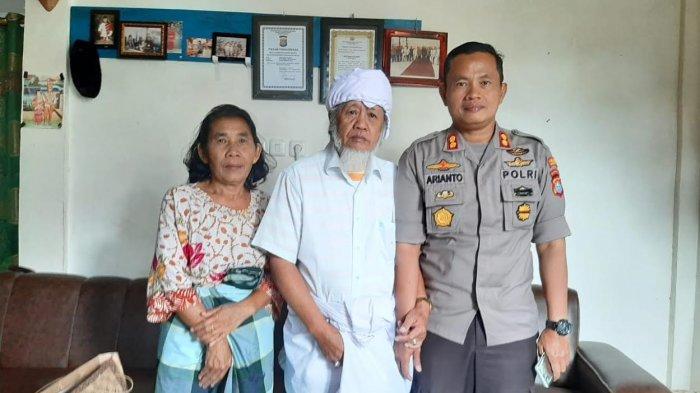 Kapolres Mamasa Sambangi Tokoh Masyarakat Sebelum Pindah, Lembaga Adat Beri Penilaian