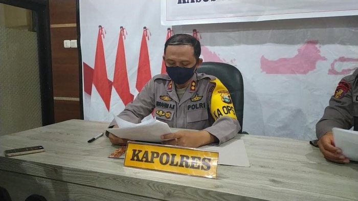 Dimutasi ke Polri, Ini Pengganti AKBP Ibrahim Aji di Pangkep