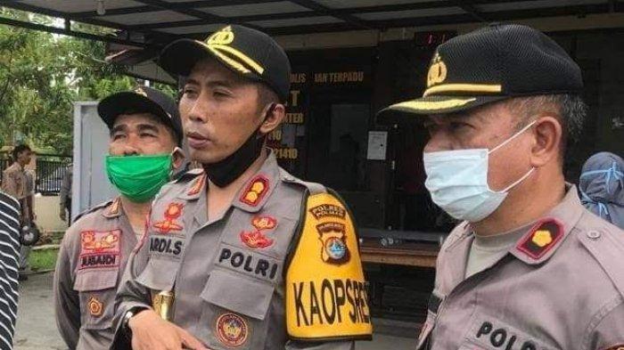 Pasca Bom Bunuh Diri di Makassar, Polres Polman Jaga Ketat Gereja