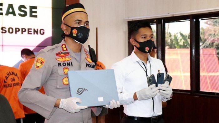 Polres Soppeng Tetapkan Tersangka Baru Kasus Pemalsuan Suket Covid-19, Tapi Tidak Ditahan
