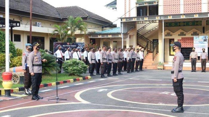 85 Polisi di Takalar Naik Pangkat, Ini Pesan Kapolres AKBP Beny Murjayanto