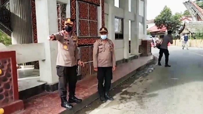 Gara-gara Pembatas Jalan, Kapolres Tana Toraja Bentak Petugas Penyekatan Salubarani