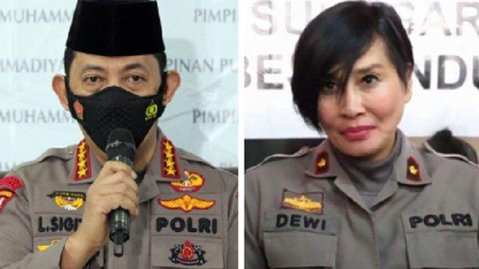 'Tidak Pernah Ada Toleransi!', Jenderal Listyo Sigit Angkat Bicara Bahas Nasib Kompol Yuni Purwanti