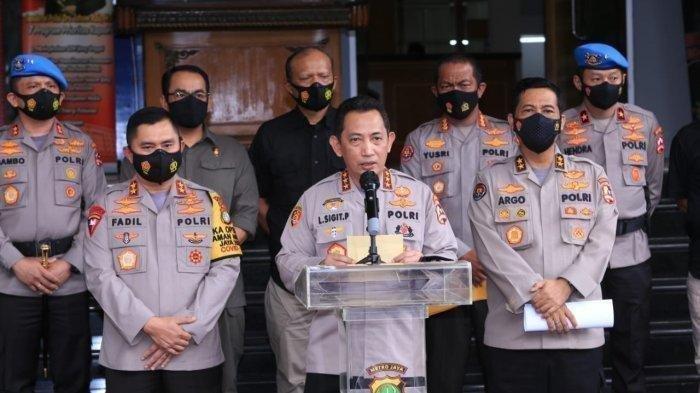 Ada yang Berani Lawan Kapolri Listyo Sigit Setelah Tangkap Preman & Bos Pungli Tanjung Priok Jakarta