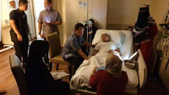 Penyakit Ustadz Arifin Ilham hingga Dirawat di RSCM, Anies Baswedan dan Kapolri Membesuk