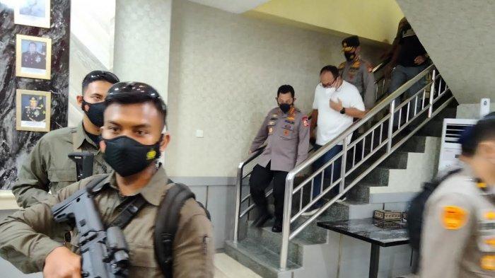 Terkait Bom Makassar, Densus 88 Lakukan Penangkapan di Bima dan Jakarta, BB: 4 Kg Bahan Peledak