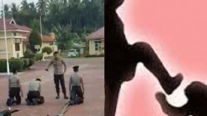 Kapolri Perintahkan Langsung Hukum Perwira Polri Setelah Video Aniaya Bintara hingga Pingsan Viral