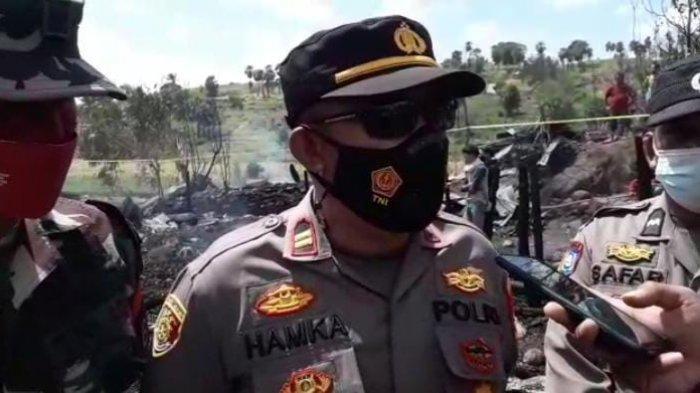 Kebakaran di Jeneponto Memakan Korban Jiwa, Kapolsek Tamalatea Imbau Lakukan Pencegahan ini