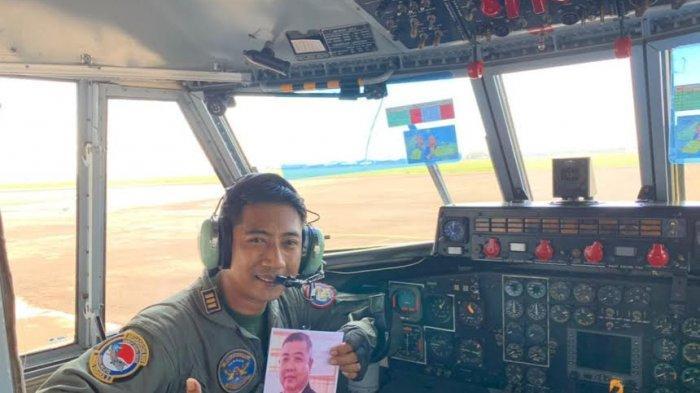 Patah Hati, Pria Pinrang Ini Daftar Tentara, Kini Pilot TNI Angkatan Laut