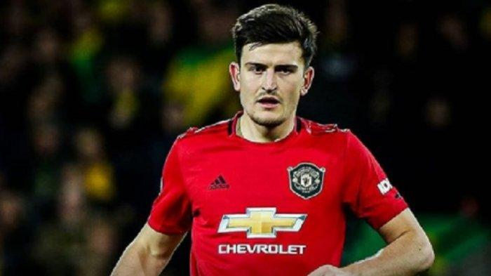 Kapten Manchester United, Harry Maguire Biang Kerok Kekalahan Inggris: Hasil UEFA Nations League