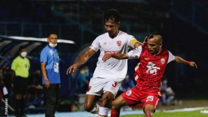 Laga Penentu Lolos Perempat Final Piala Menpora, Appi Minta PSM Main Lepas Hadapi Bhayangkara