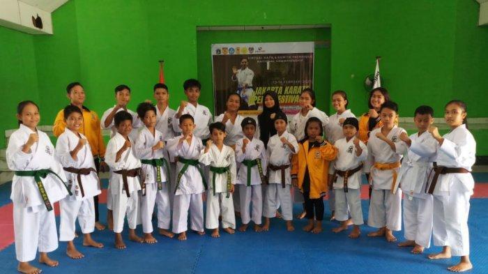 Karateka Gojukai Palopo Borong Medali di Ajang Jakarta Open Festival 2021