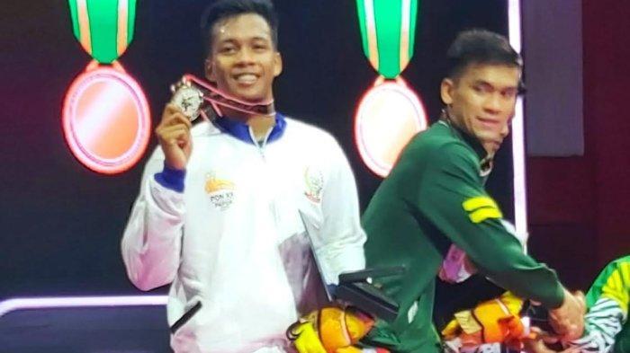 Kakanwil Kemenkumham Sulsel Apresiasi Karateka Lapas Makassar Raih Medali Perak PON Papua