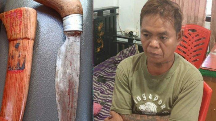 Suaminya Tikam Menantu Hingga Tewas di Jenepnto, Istri Karim Disebut Tinggalkan Desa Mangepong