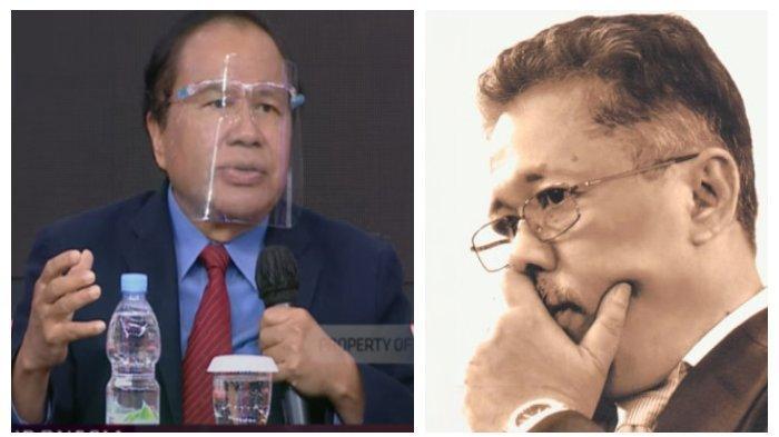 Karni Ilyas Bos ILC TV One Pamit, Rizal Ramli Buka Borok Pemerintahan Jokowi: Semangat Otoriter
