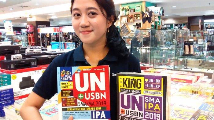 Daftar Buku Panduan Un 2019 Untuk Sd Smp Sma Sederajat Di Gramedia Mari Tribun Timur