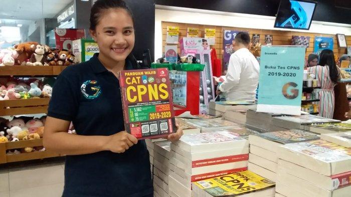 Jelang Pendaftaran CPNS 2019 dan PPPK 2019, BKN Imbau Masyarakat Hati-hati Beli Buku Latihan Soal