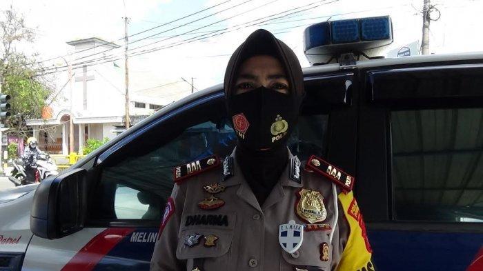 100 Petugas Gabungan Bakal Jaga Perbatasan Pinrang, Setiap Pos Disiapkan Alat Rapid Test