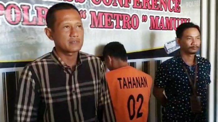 Polisi Tangkap Pengedar Sabu Kepada Petani di Mamuju Tengah