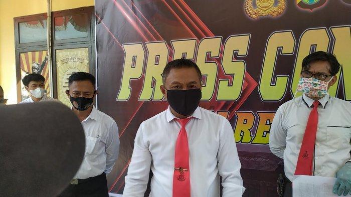 Kasat Reskrim Polres Bantaeng, AKP Abdul Haris Nicolaus.