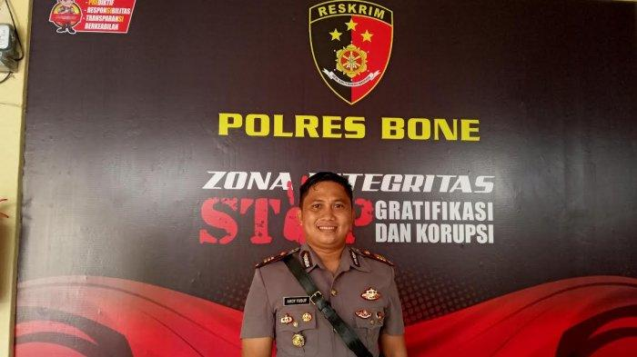 Kasat Reskrim Polres Bone AKP Ardy Yusuf Resmi Pindah ke Polsek Ujung Pandang Makassar