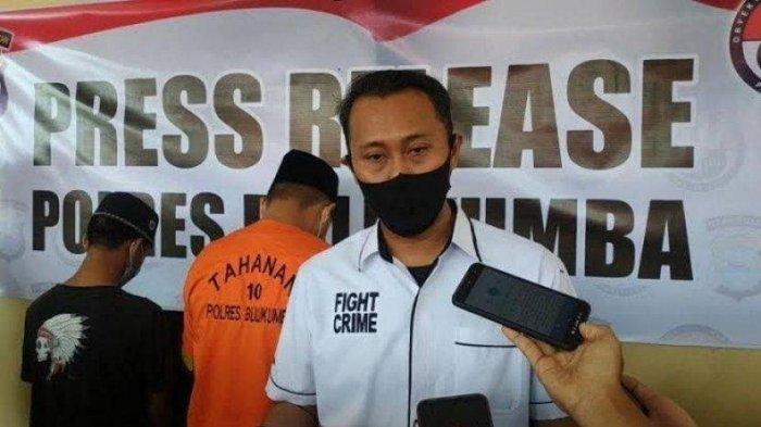 Polisi Perpanjang Penahanan AR, Ayah yang Diduga Rudapaksa Anak Kandungnya di Bulukumba