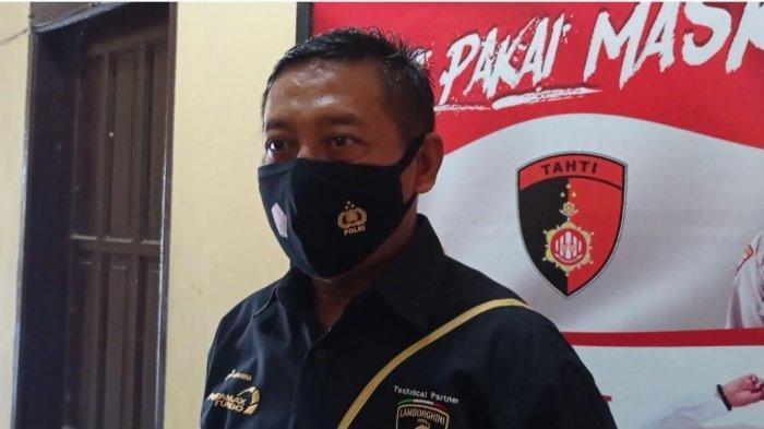 Dua Tahanan Polres Pinrang Positif Covid-19