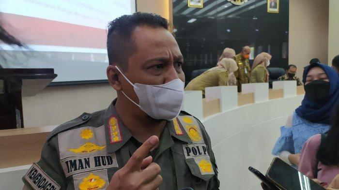 Satpol PP Makassar Turunkan Satgas Raika Awasi Pelanggar Protokol Kesehatan