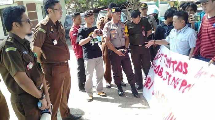 Aktivis Jeneponto Minta Kejari Tahan Pelaku Dugaan Korupsi Makan Minum RSUD Lanto Dg Pasewang