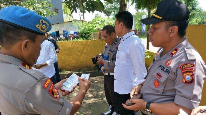 15 Personel Polsek di Maros Melanggar, Ada Tidak Punya SIM