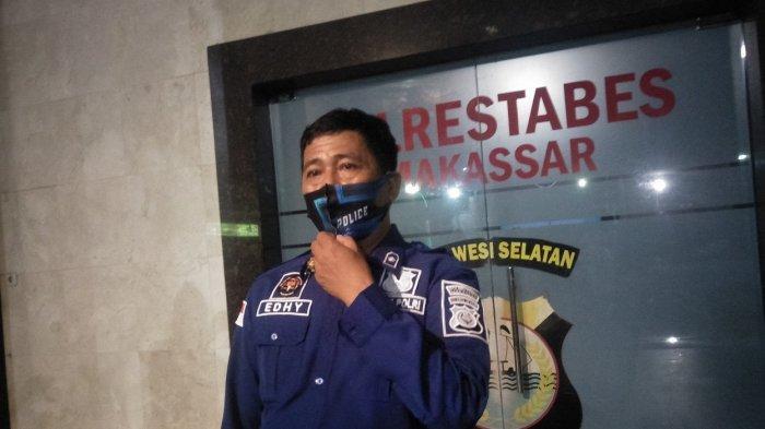 Empat Demonstran RUU Omnibus Law Masih Ditahan di Polrestabes Makassar