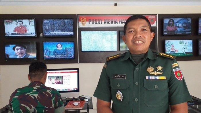 Unforgettable Moment, Kolonel Inf Maskun Nafik Tak Pernah Kelaparan walau Tak Ada Warung