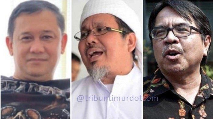 Kasus Abu Janda, Tengku Zulkarnain Sentil Denny Siregar dan Ade Armando: Pada Ngumpet ke Mana ya?