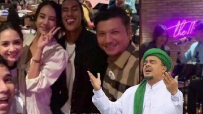 Sosok Lisman Hasibuan Minta Anak Buah Jenderal Idham Seret Ahok & Raffi cs Tersangka, Mirip HRS?