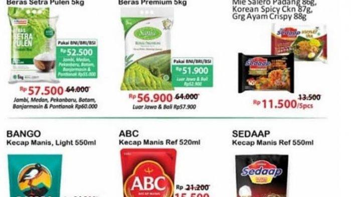 KATALOG Promo Alfamart Sabtu 17 Juli 2021: Kebutuhan Masak hingga Shampo Murah, Potongan Rp 20.000