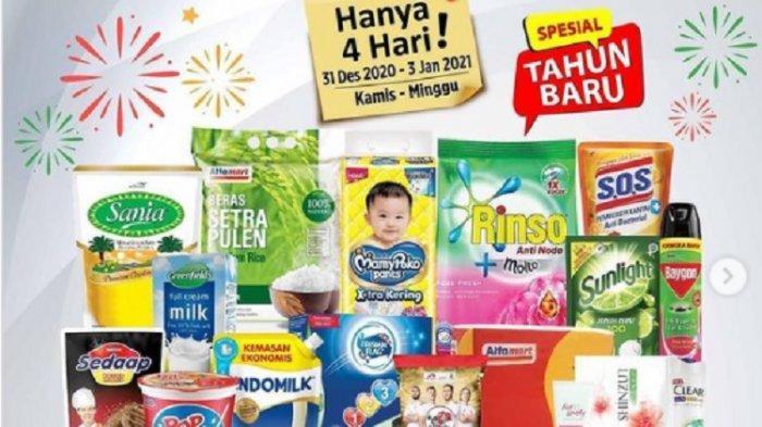 Jsm Alfamarat Promo Catalog Friday January 1 2021 Rice Baby Oil Price Drop Down