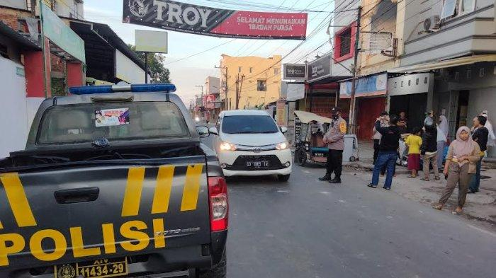 Polisi Buru Geng Motor Penyerang Pemukiman Warga Mannuruki Makassar